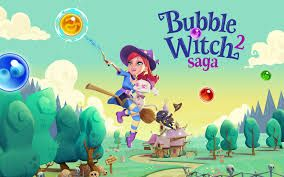Bubble Witch 2 Saga v 1.52.3  Apk For Android