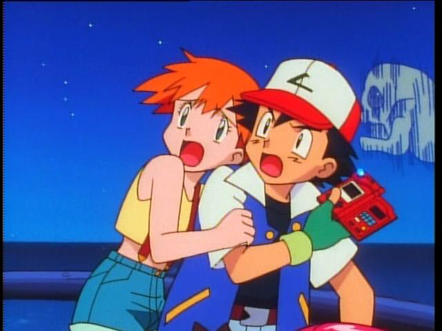 Pokeshipping  Ash, Misty, Misty From Pokemon, Anime-6201