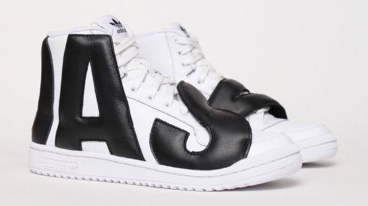 adidas Jeremy Scott Letters | Sneakers, Adidas, Nike