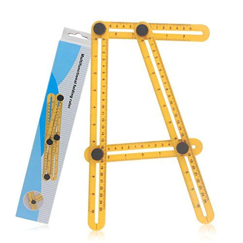 CESON Angleizer Template Tool - Angle Ruler and Finder Measurement