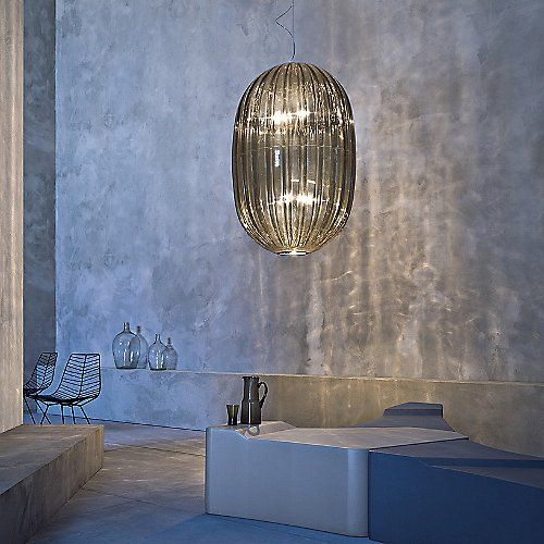 Plass Pendant by Foscarini at | Pendant light