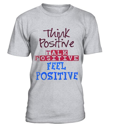 2457f095 T shirt BE POSITIVE fashion trend 2018 #tshirt, #tshirtfashion, #fashion