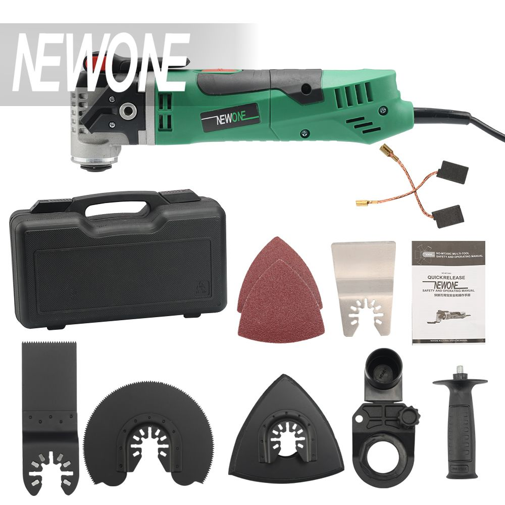 Newone Multi Function Electric Saw Renovator Tool Oscillating Trimmer Home Renovation Tool Trimmer Home Working Tool Electric Saw Tools Woodworking Tools
