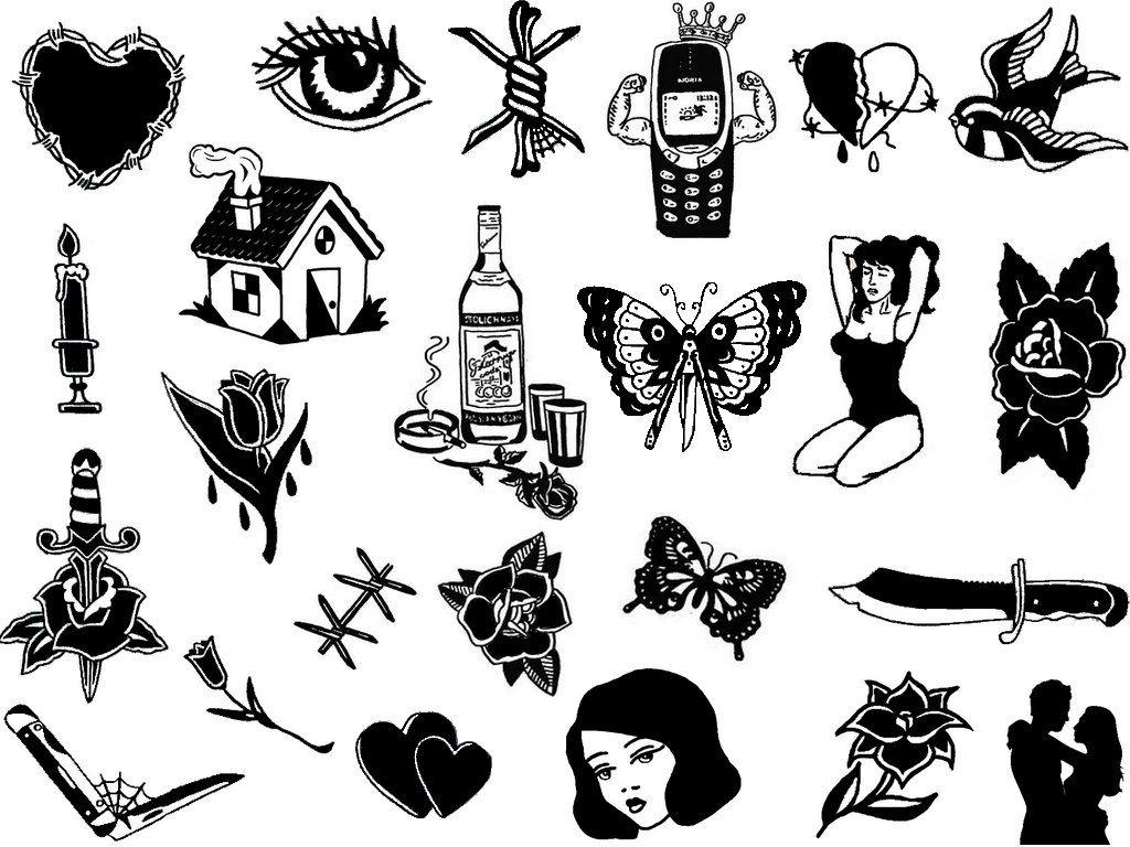 Материалы для тату картинок