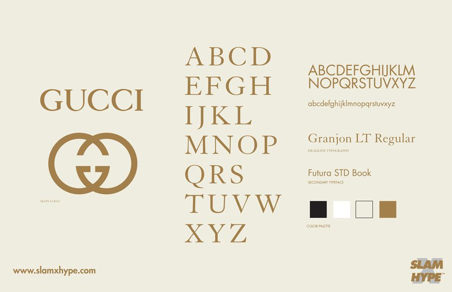 The Fonts of Fashion   Design 101   Fashion typography