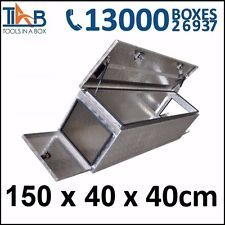 Trailer Metal Storage Box