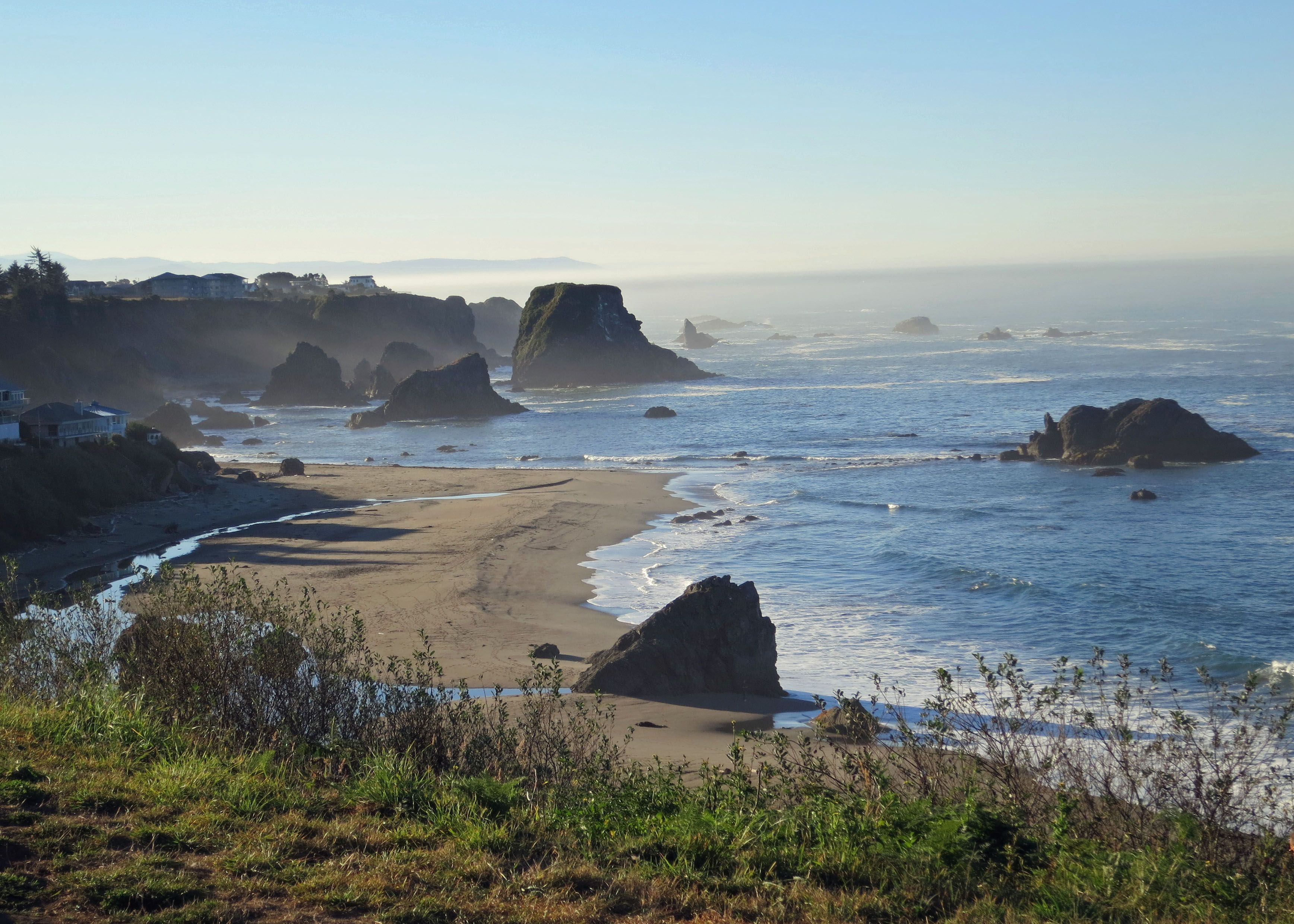Brookings Oregon The Beautiful And Rugged Northwest