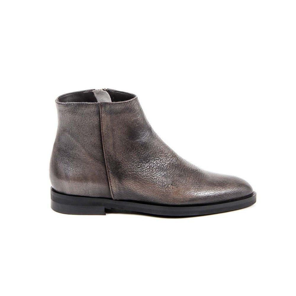 Grey 36 IT - 6 US Versace 19.69 Abbigliamento Sportivo Srl Milano Italia Womens Ankle Boot B1993 ASPORT GRIGIO