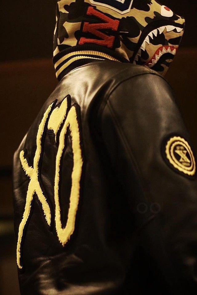 Men Sport Hoodie The Weeknd XO