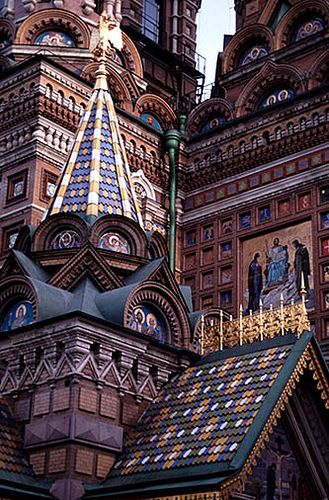 Church of the Resurrection of Christ, St. Petersburg