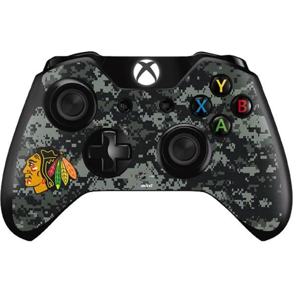 Xboxone Custom Un Modded Controller Quot Exclusive Design Chicago Blackhawks Camo Quot Xbox One Controller Xbox Xbox One