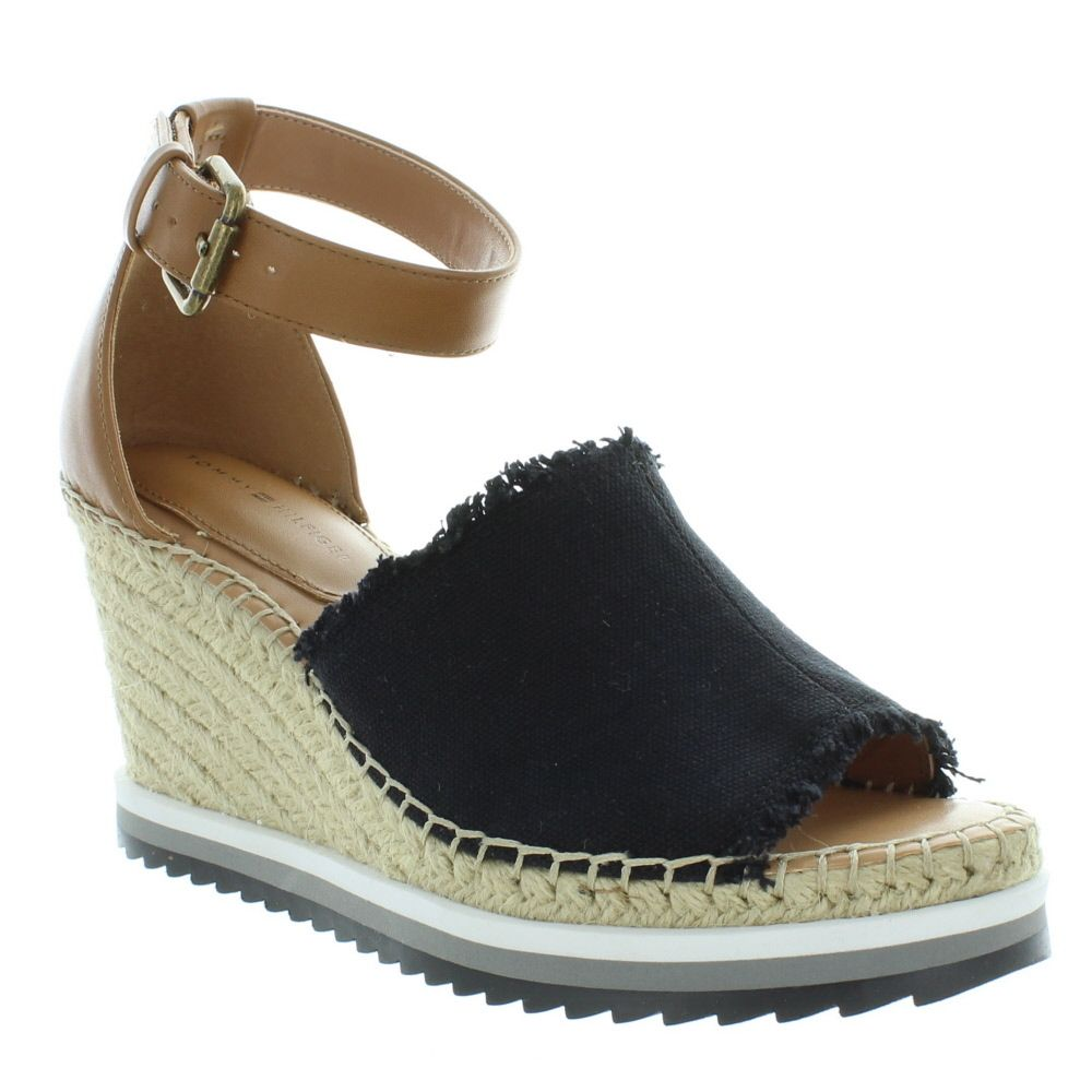 75577a8171dc The Tommy Hilfiger Yavino wedge goes great with anything! From jeans to  dresses