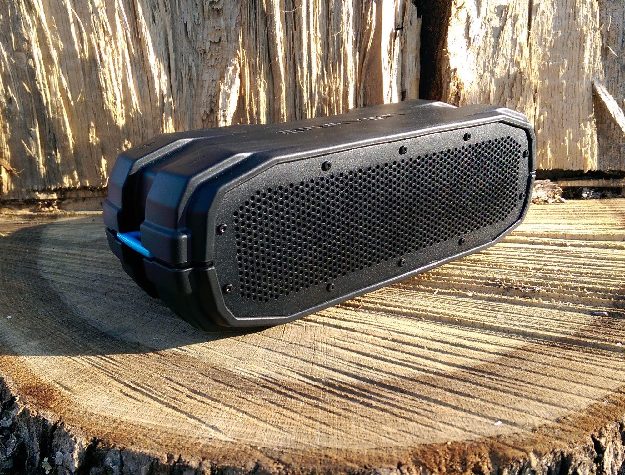 This Bluetooth Speaker Is Far More Rugged Than You Are