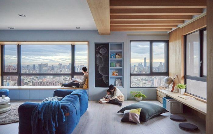 Wie Sie ein kinderfreundliches Wohnzimmer einrichten Child