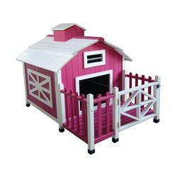 Barn Dog House This Is Super Cute I Want This For My Yorkie