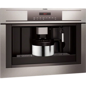 Aeg Pe4511 M Fully Automatic Coffee Machine With Touch