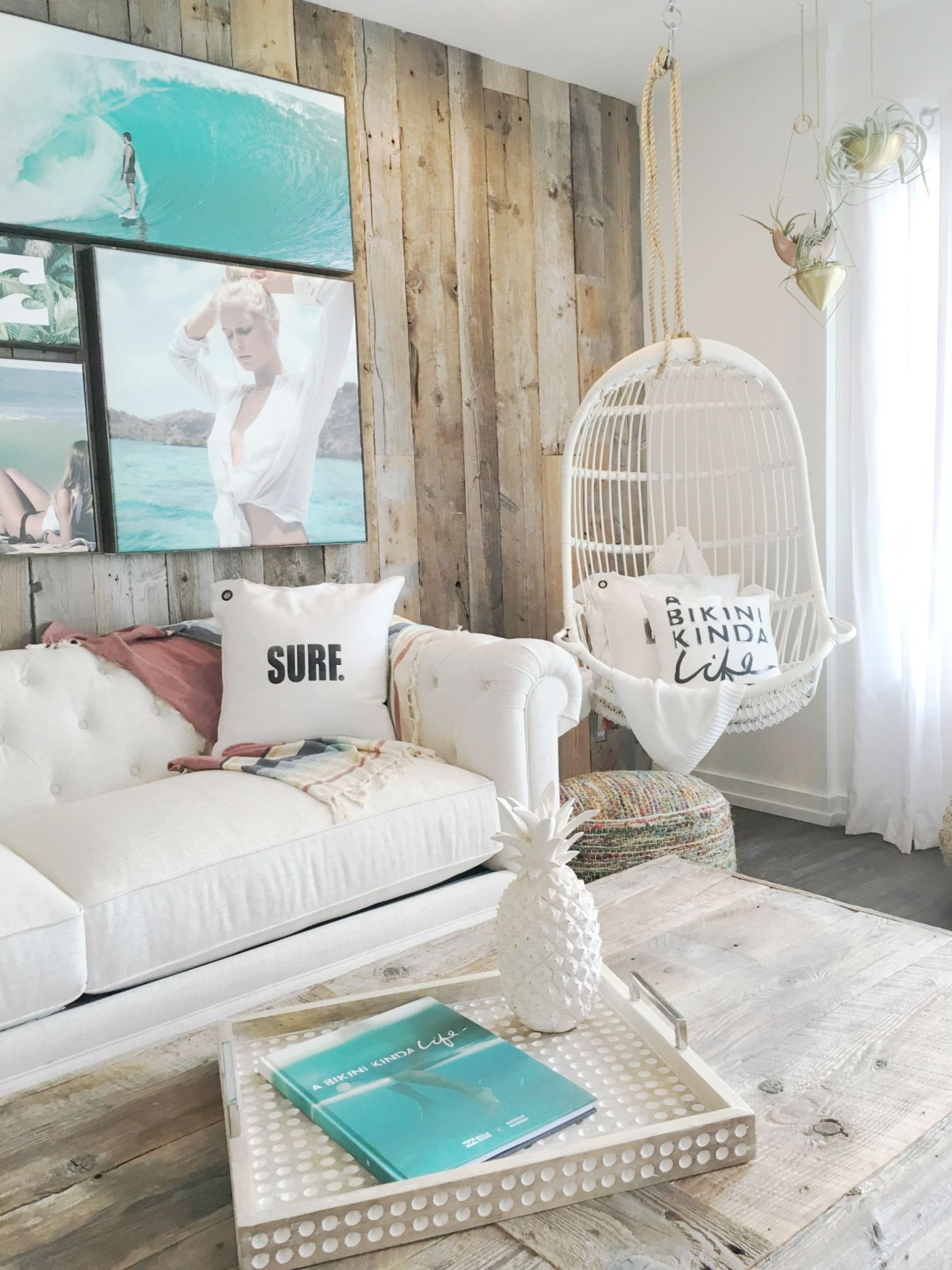 Home Design Beach Theme