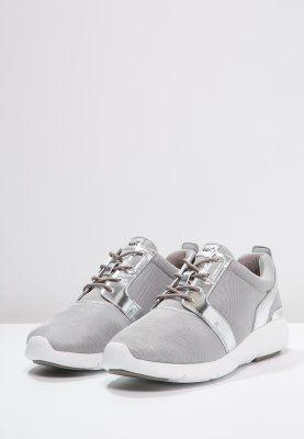new arrival 8c823 859bb MICHAEL Michael Kors AMANDA - Sneaker low - silver - Zalando ...