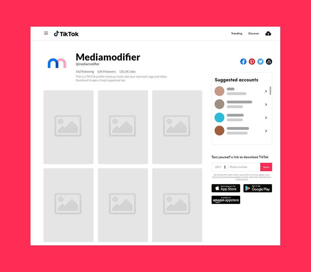 36 Best Instagram And Social Media Mockups For 2020 Mediamodifier Social Media Mockup Mockup Mockup Generator