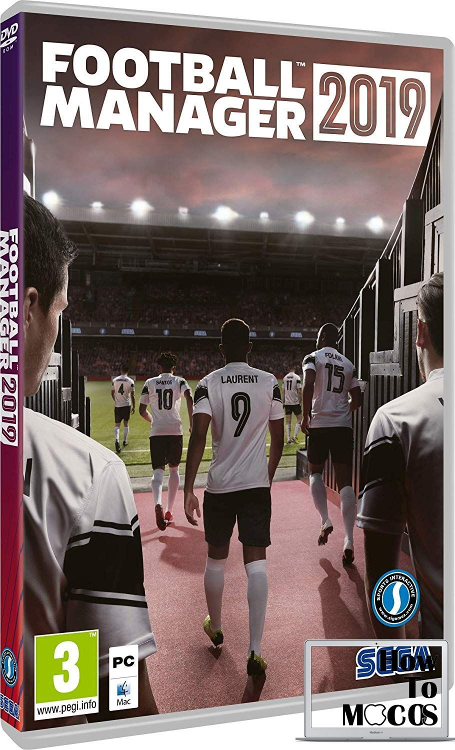 Install Football Manager 2019 for Mac in 2020 Football