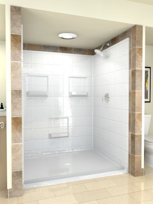 batroom shower inserts | Home Bathtub and Shower Liners Gallery ...