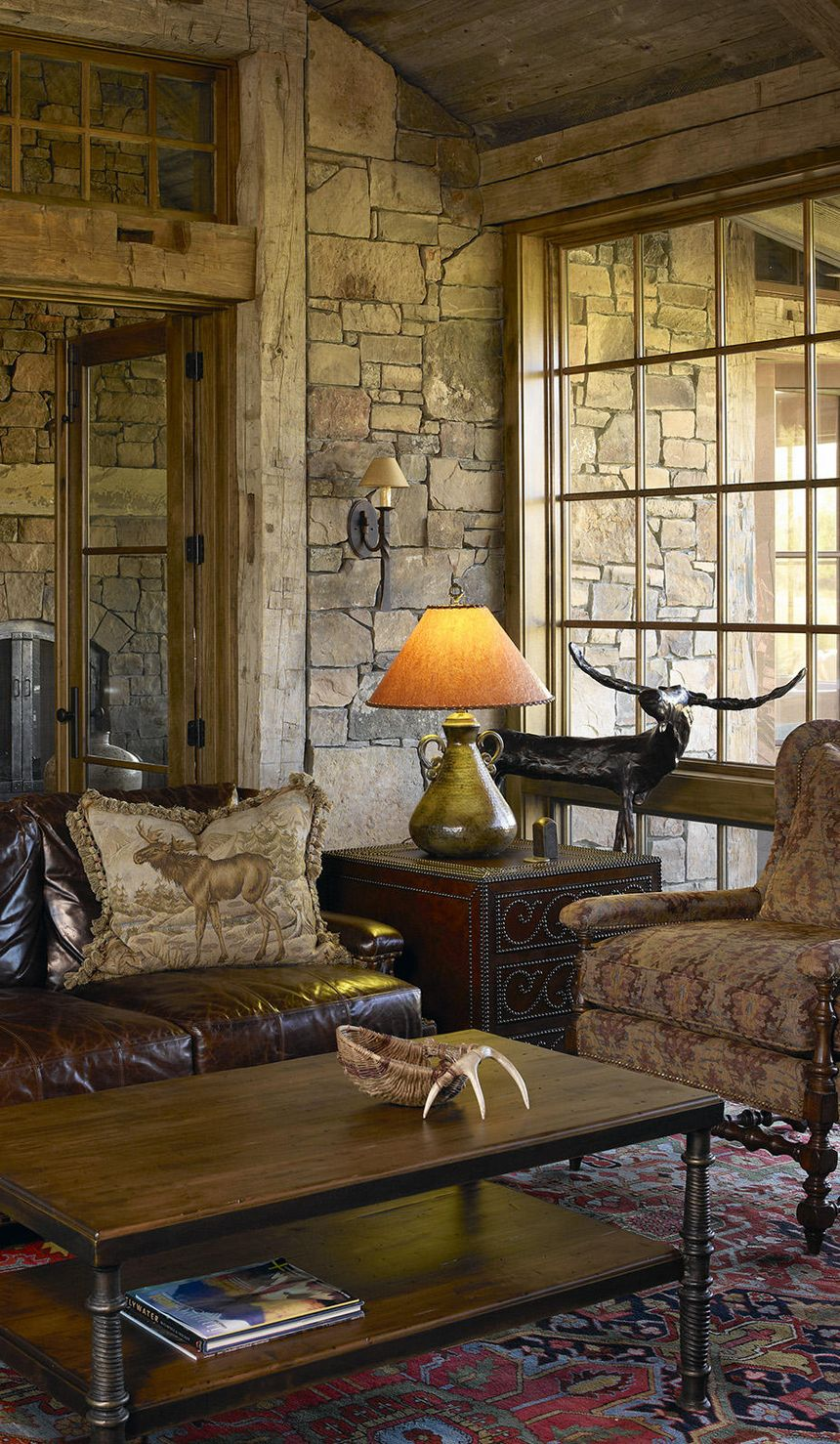 Love The Stone Tile For A Patio: And Doors, Transoms, Windows