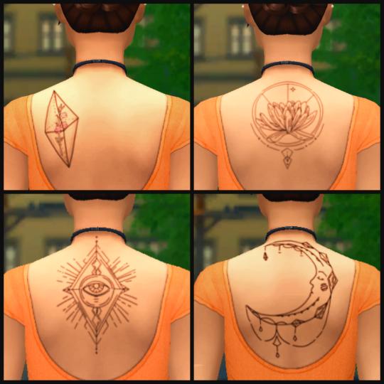 Tattoo Spielsucht
