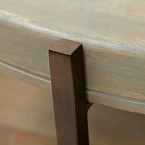 John Lewis Asha Iron Tray Coffee Table Home Decor Pinterest