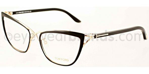 5c284d5f517 Tom Ford TF 5272 Tom Ford TF5272 005 Black Gold Tom Ford Glasses   FREE  Prescription Lenses   Worldwide Delivery