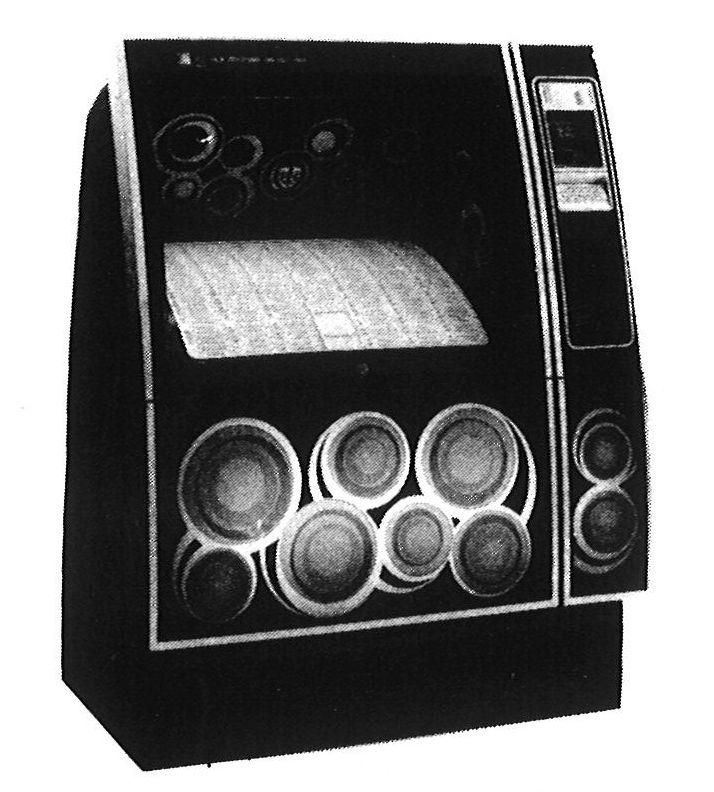 Playa jukebox