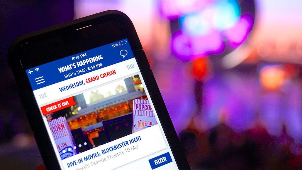 carnival hub mobile app cruise travel magazine carnival cruise