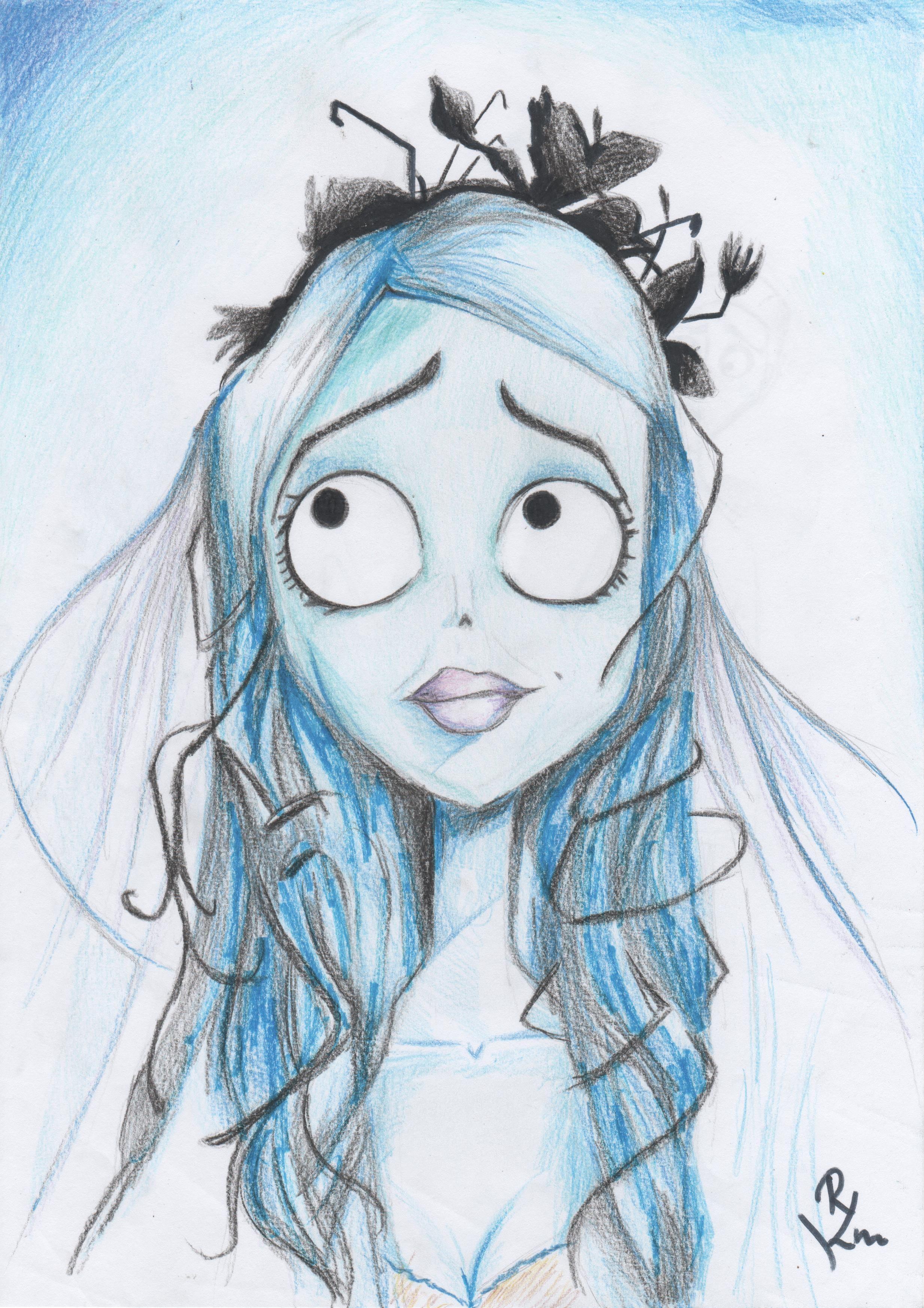 emily, la novia cadaver | Proyectos que intentar | Pinterest | Novia ...