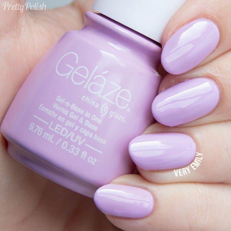 Sweet Hook - China Glaze Gelaze | Style! | Pinterest | China glaze ...