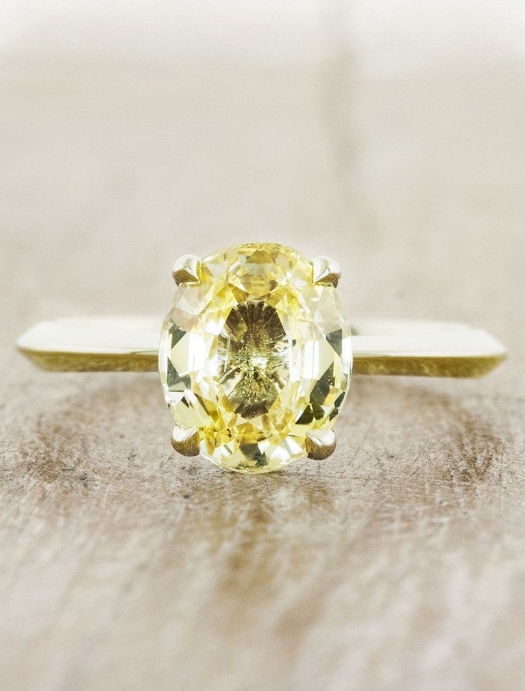 15 Non Traditional Engagement Rings That Are Way Better Than Diamonds