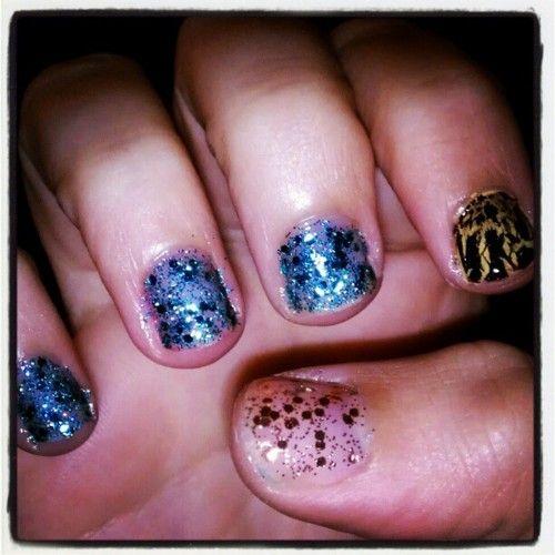 fingernails new model