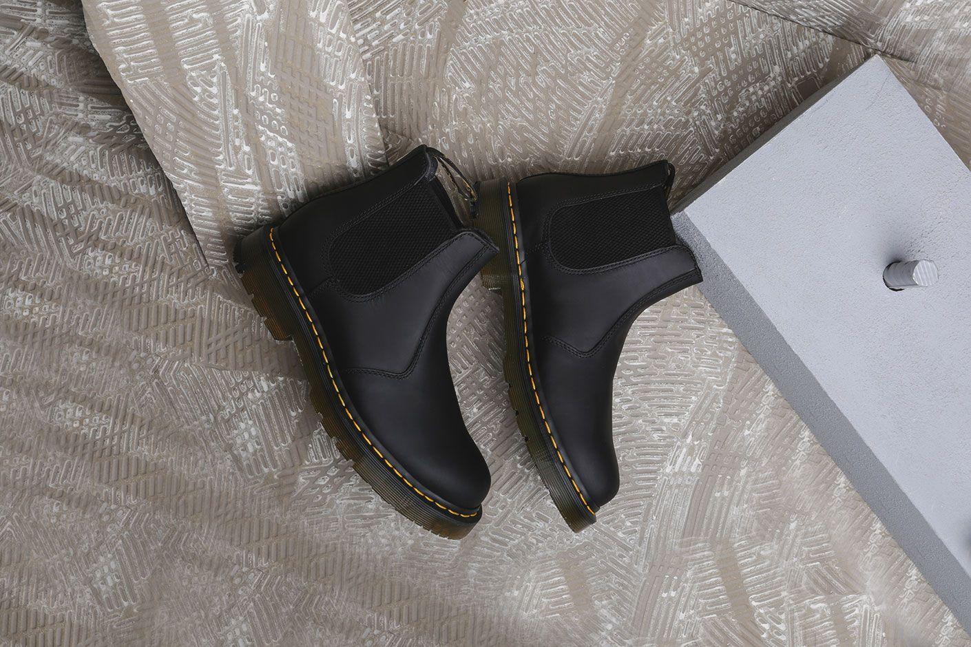 мужские Ботинки Dr. Martens Wintergrip - фото 1 | Обувь в ...