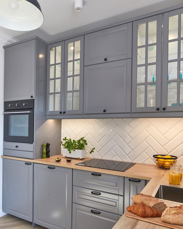 Bodbyn Kuchnia Wnętrza W 2019 Kuchnia Kuchnia Ikea I