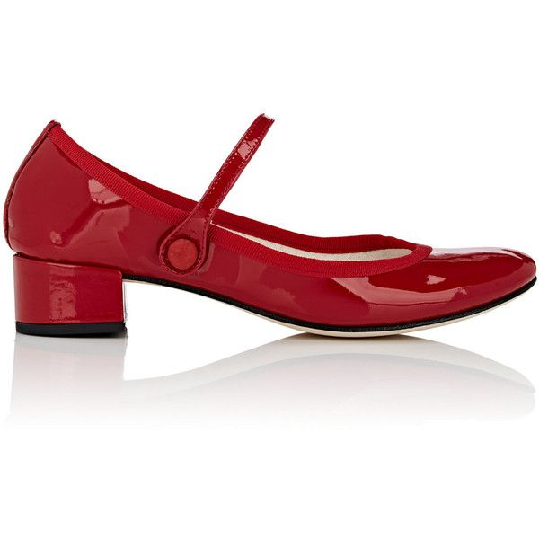 Repetto Pumps345❤ Rose Mary Women's Leather Jane Patent Liked nPwXN80kZO