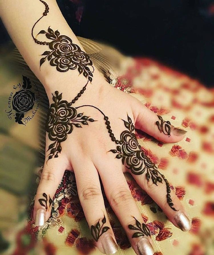 136 Best Images About Henna Inspiration Arms On Pinterest: #mehndi #hina #henna #hands #beautiful