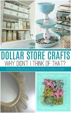 Dollar Crafts And Hacks