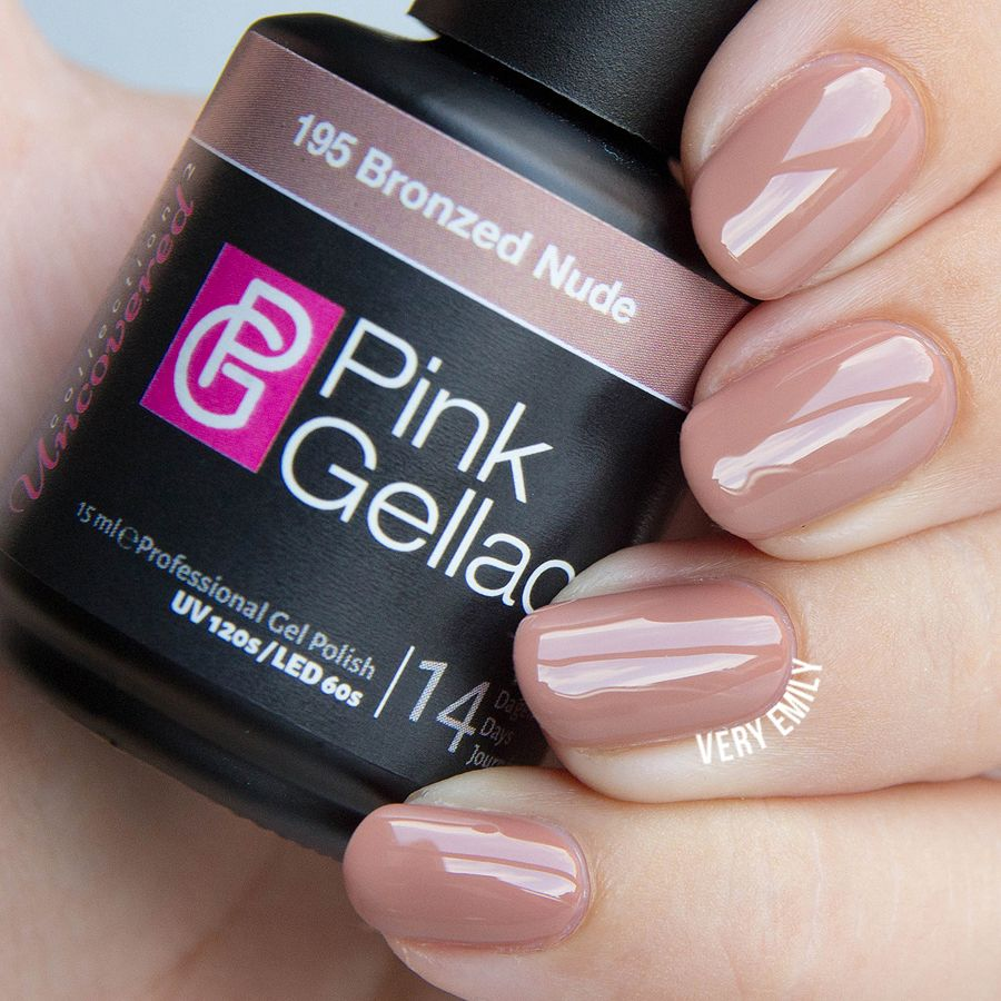 Today I\'m excited to introduce to you the brand new Pink Gellac ...