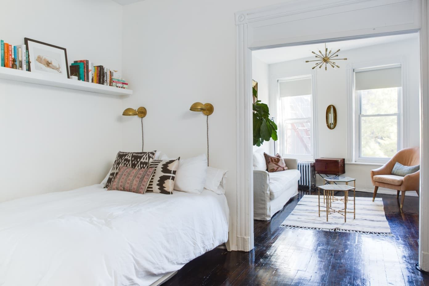 9 Sneaky Ways To Add More Storage To Small Spaces In 2020 Small Room Design Small Bedroom Small Room Bedroom