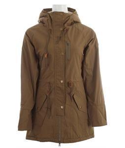 Holden Fishtail Parka Jacket Olive - Womens
