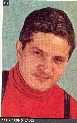bruno lauzi - italian singer - 60s (Asmara, 8 agosto 1937 – Peschiera Borromeo, 24 ottobre 2006) è stato un cantautore, compositore, poeta, scrittore e cabarettista  #TuscanyAgriturismoGiratola