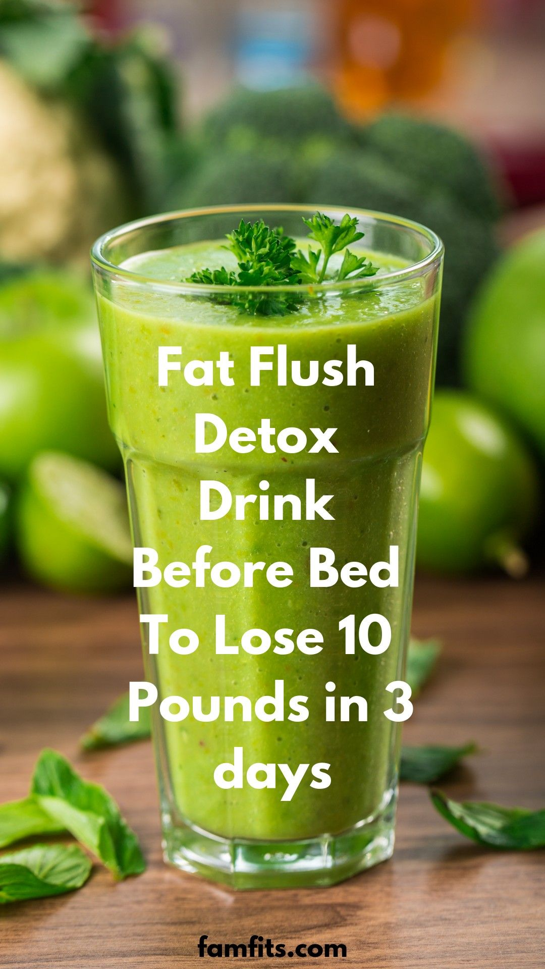 Fat flush detox drinks