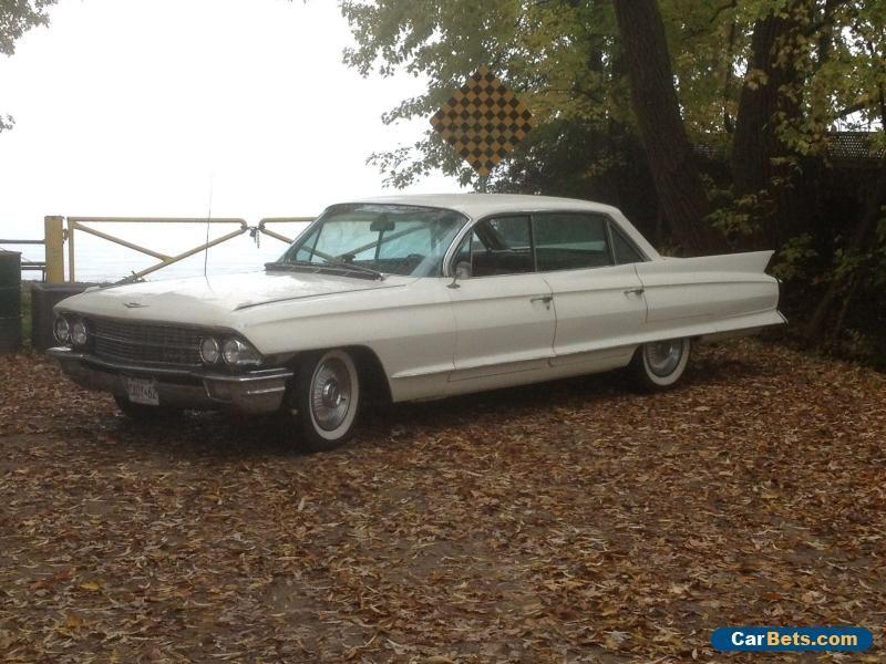 1962 Cadillac DeVille sedan deville #cadillac #deville #forsale ...