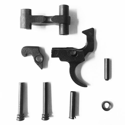 AK-47 Trigger Parts Set (8 piece) | AK-47 | Hand guns, Guns