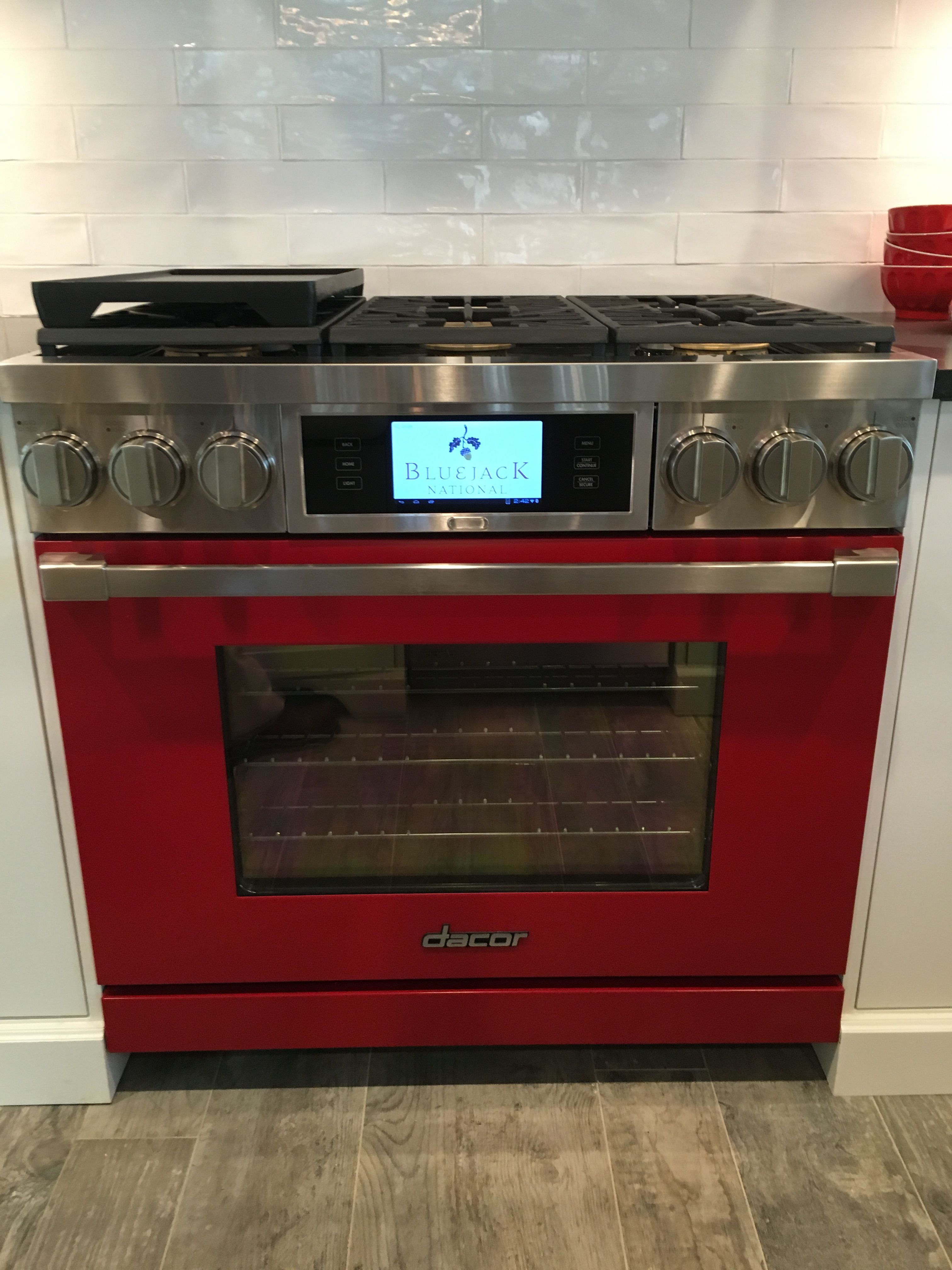 Dacor Appliances Featured In This Project 36 Inch Custom