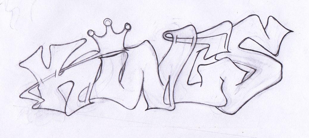 картинки граффити карандашом на бумаге для начинающих имена женские даша медаль