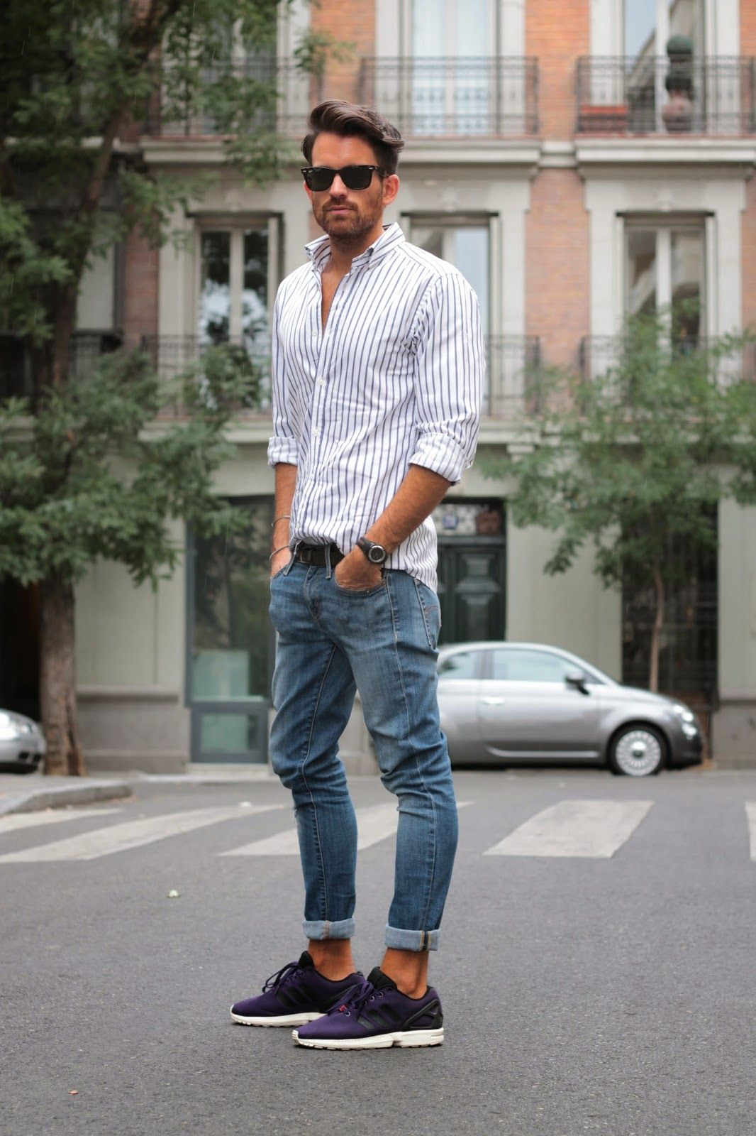 Flannel men's style  Style For Men on Tumblr yourstylementumblr VKONTAKTE